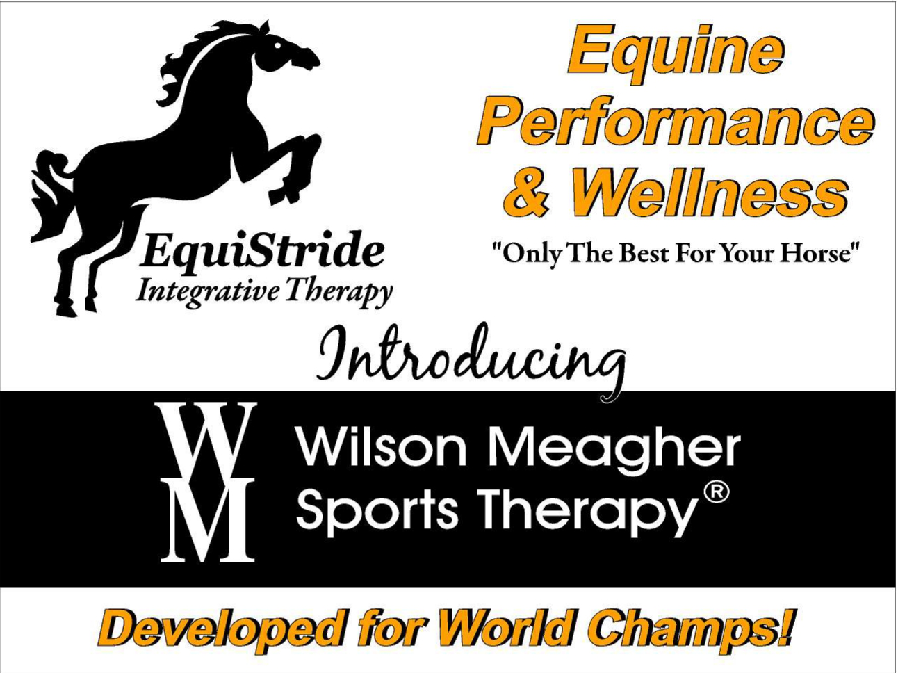 Equine Performance & Wellness