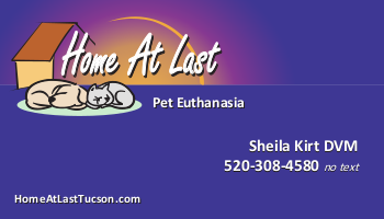 Home at Last, Pet Euthanasia